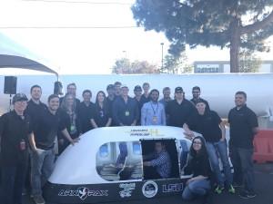 Louisiana Hyperloop Team