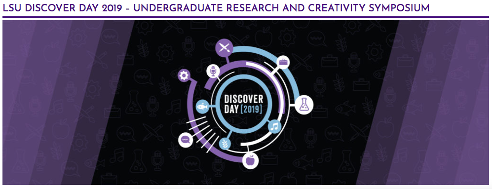 LSU Discover Day