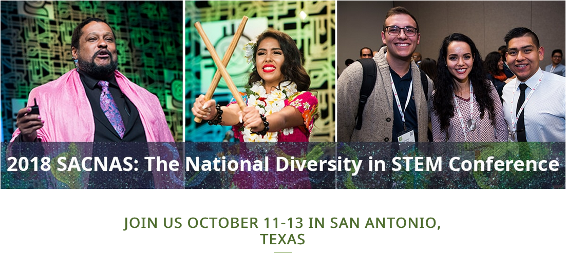 SACNAS Conference poster and Link