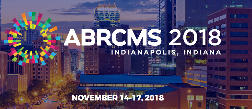 ABRCMS Conference poster and link
