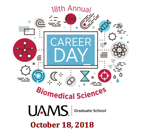 UAMS Career Day conference poster