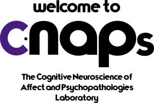 welcome Cognitive Neuroscience of Affect and Psychopathologies Laboratory