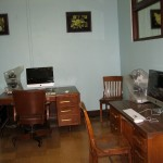 MS student office