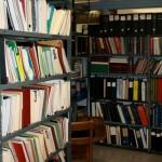 Photo of library at CENEX