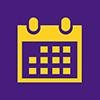 calendar icon resize