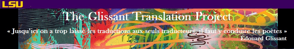 The Glissant Translation Project